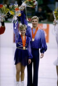 1984 Gold medal winners